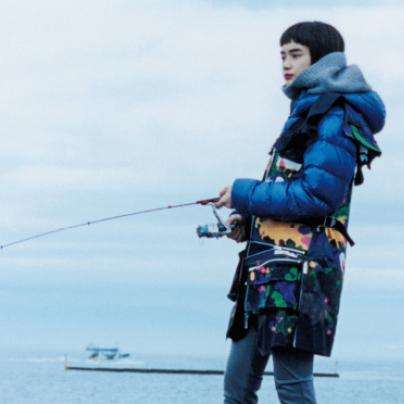 本気(ガチ)なユーティリティ・モード。「釣りガール日誌」